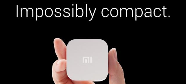 Xiaomi a anunțat oficial Mi Box Mini, un TV box Android care costă doar 32 de dolari