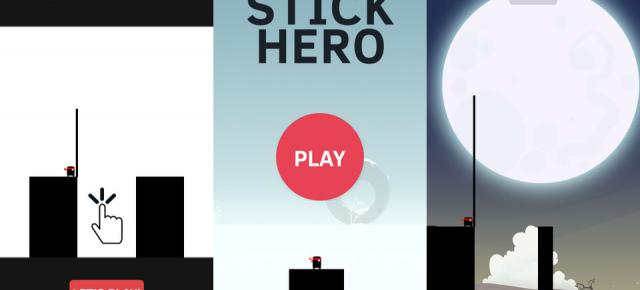 Stick Hero Review (Allview X2 Soul Mini): un joc simplu, original și minimalist (Video)