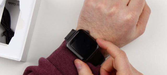 Au apărut falsurile Apple Watch! Iată un unboxing al unui model din China (Video)