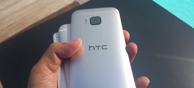 HTC One M9 comparat cu One M8 şi M7 într-un hands on video rapid (Video)