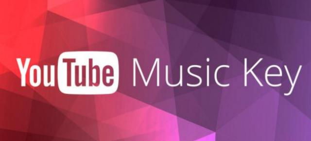 YouTube anunță Music Key, un serviciu pre-plătit de streaming audio și video
