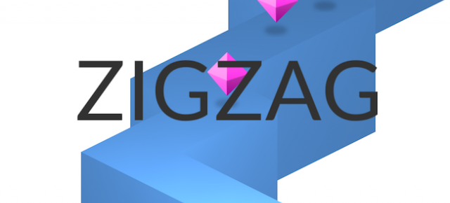 ZigZag Review (Allview E3 Sign): fundal de Skyward şi încă un joc simplu şi one tap de la Ketchapp (Video)