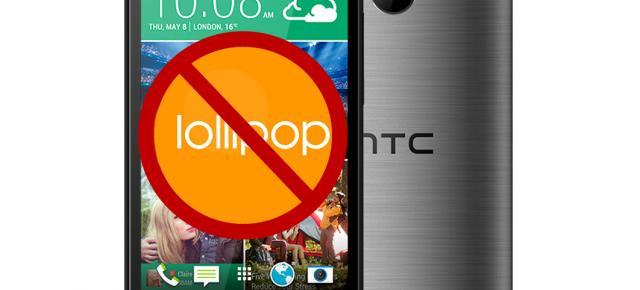HTC One Mini 2 va rămâne blocat la Android 4.4 KitKat