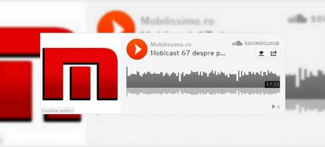 Mobicast 67: Podcast Mobilissimo.ro despre predicţii iPhone 6s, Windows 10 Mobile, îngheţată şi Champions League