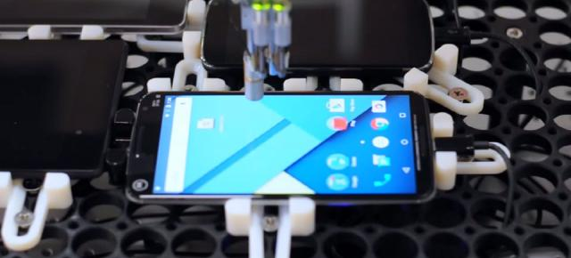 Google are un robot special care verifică telefoanele Android de lag (Video)