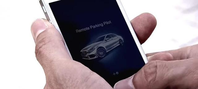 Mercedes Benz E-Class 2017 va sosi cu o aplicație interactivă de parcare; iată un video demonstrativ (Video)