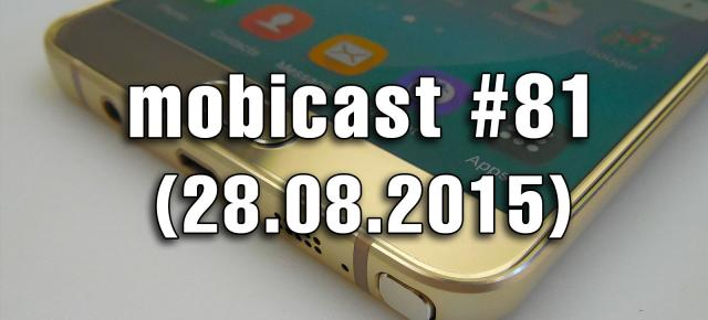 Mobicast 81: Podcast Mobilissimo.ro despre lansarea lui Allview X2 Xtreme, Galaxy Note 5 în teste şi eveniment Apple confirmat (Video)