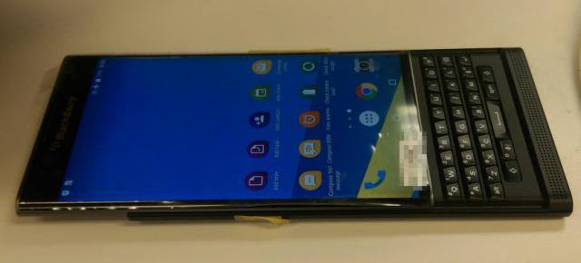 BlackBerry Venice, primul smartphone cu Android al canadienilor, primește un clip hands-on detaliat