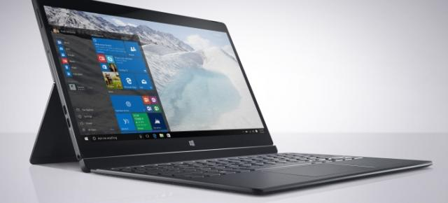 CES 2016: Dell anunță tabletele Latitude 12 7000 și Latitude 11 5000; modele high-end cu port USB Type-C