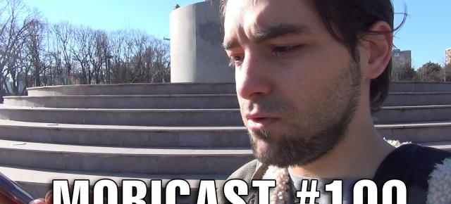 Mobicast 100: Podcast Mobilissimo.ro aniversar, cu Videocast în parc, HTC One A9 în teste şi gameplay Star Wars Battlefront (Video)