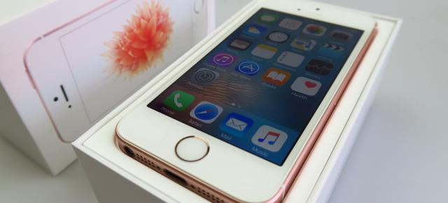 iPhone SE Unboxing: un nou mic iPhone, cu mari ambiţii (Video)