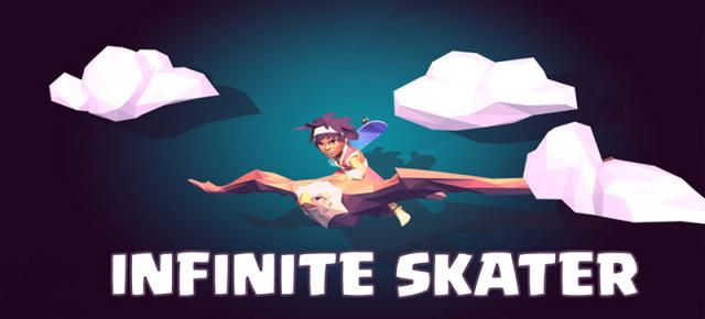 Infinite Skater Review (Huawei P9): Subway Surfers se întâlneşte cu Monument Valley într-un runner mistic (Video)