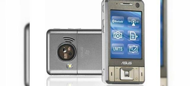 Asus P735 Pocket PC Phone a fost anunțat