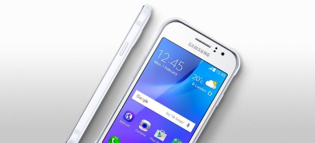 Samsung Galaxy J1 Ace Neo este anunțat oficial; terminal low-end cu display sAMOLED de 4.3 inch