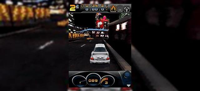 Need for Speed Carbon in cursa catre telefon