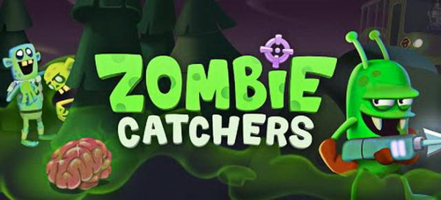 Zombie Catchers Review (ASUS ZenFone Max): un platformer casual haios, în care prinzi zombii si ii transformi în suc (Video)