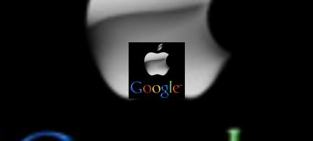 Apple + Google = !?!?