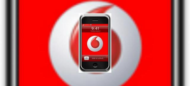 iPhone in Europa prin Vodafone?