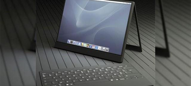 Conceptul Mac Tablet