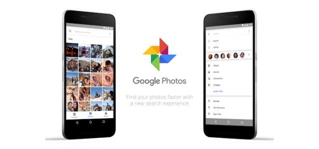 <b>Aplicația Google Photos primește o nouă actualizare; iată ce funcții sunt aduse la pachet</b>Aplicația Google Photos pentru Android, primește astăzi o actualizare bine-venită ce ne aduce în primul și în primul rând o bară de căutare pentru găsirea fotografiilor dorite mult mai rapid. De asemenea, avem parte și de o funcție prin care se pot crea