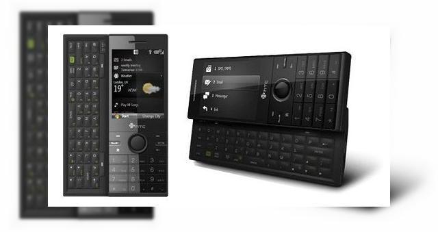 Un Nou Telefon HTC S740 Soseste Cu 2 Tastaturi