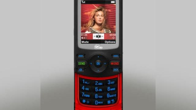 virgin moble telefon