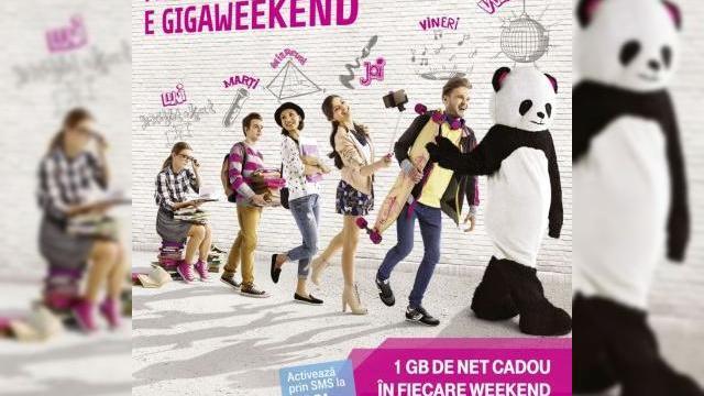 Telekom Anun Dou Noi Oferte Pentru Clienii Prepaid GigaShare I GigaWeekend