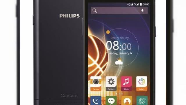 Philips V526 intră în oferta Digi Mobil