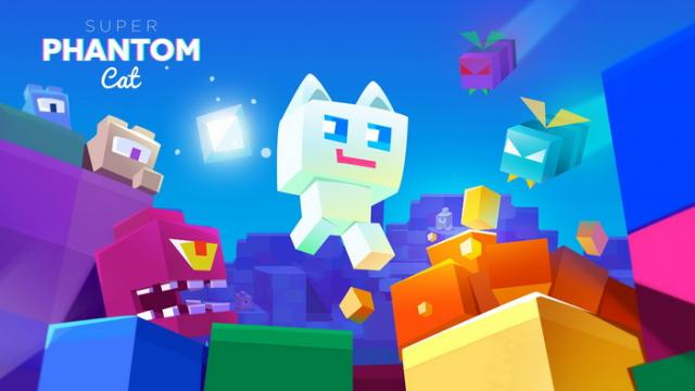 <b>Super Phantom Cat Review (Huawei G8): platformer 2D psihedelic de care Nyan Cat ar fi mândru (Video)</b>Nu există doar căţei virali ca Dogee, ci şi pisici precum Nyan Cat, la care m-a dus cu gândul imediat jocul Super Phantom Cat, pe care îl vedeţi analizat mai jos. L-am testat pe Huawei G8 şi e disponibil gratuit in Play Store