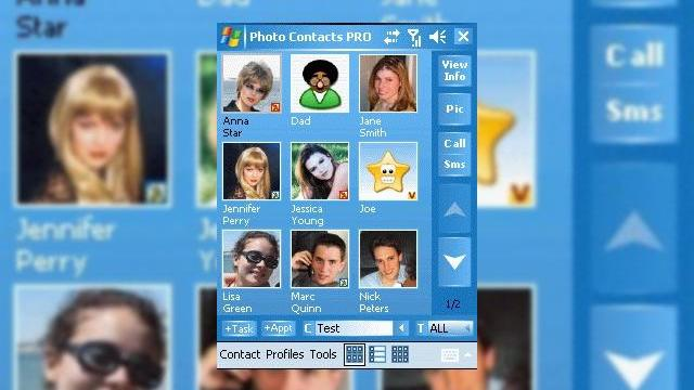 <b>Photo Contacts PRO 5 Lansat</b>Compania PocketX Software Inc, un leader pe piata producatorilor de solutii mobile software a anuntat lansarea si disponibilitatea programului Photo Contacts PRO 5 pentru terminalele dotate cu Windows Mobile Pocket PC. Photo Contacts PRO 5 ofera...